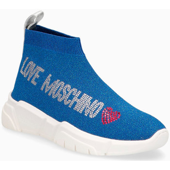 Chaussures Femme Baskets montantes Love Moschino Sneakers