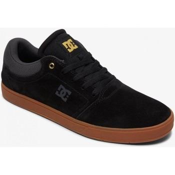 Chaussures Homme Chaussures de Skate DC Shoes CRISIS black grey black Noir