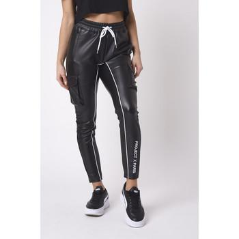 Vêtements Femme Pantalons de survêtement Project X Paris Jogging Noir