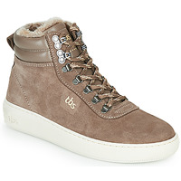 Chaussures Femme Baskets montantes TBS IMAGINE Taupe