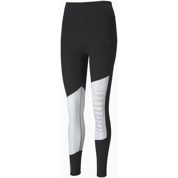 Vêtements Femme Leggings Puma Collants Graphic 7/8 noir