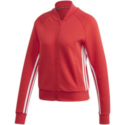 Vêtements Femme Vestes de survêtement adidas Originals Veste 3-stripes rouge