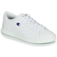 Chaussures Homme Baskets basses Champion COURT CLUB PATCH Blanc