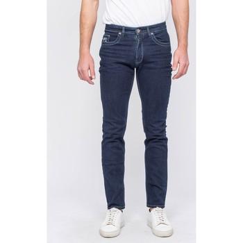 Vêtements Homme Jeans droit Ritchie Jean coupe ajustée SALAGNON Bleu