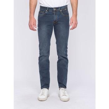Vêtements Homme Jeans droit Ritchie Jean coupe ajustée SALIESS Bleu