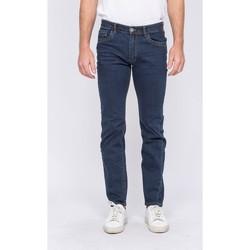 Vêtements Homme Jeans droit Ritchie Jean coupe ajustée SWARZYL Bleu