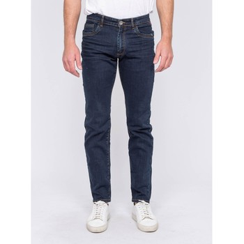 Vêtements Homme Jeans droit Ritchie Jean coupe droite SWARZYL Bleu
