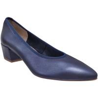 Chaussures Femme Escarpins Folies 002@ Bleu métalisé