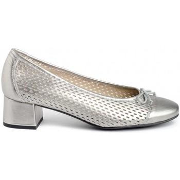 Chaussures Femme Escarpins Kissia 433-L Argenté