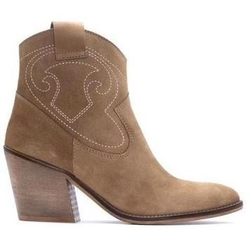 Chaussures Femme Bottines Bryan BROOK Beige