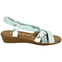 Chaussures Femme Sandales et Nu-pieds Karralli  Blanc