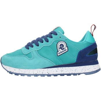 Chaussures Femme Baskets basses Invicta 4461157D turquoise