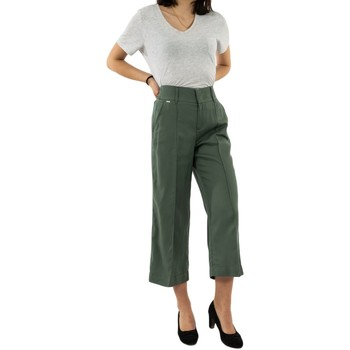 Vêtements Femme Pantacourts Street One 372935 12217 dark thyme vert