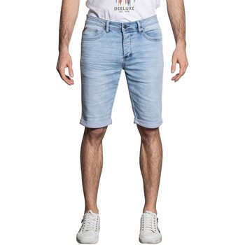 Vêtements Homme Shorts / Bermudas Deeluxe Short BART Bleach Used