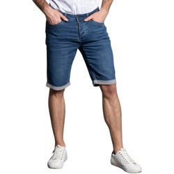 Vêtements Homme Shorts / Bermudas Deeluxe Short BART Stone Used
