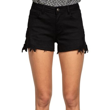 Vêtements Femme Shorts / Bermudas Deeluxe Short MADISON Black