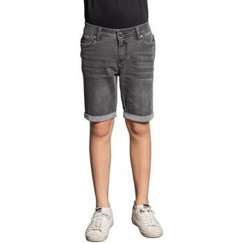Vêtements Garçon Shorts / Bermudas Deeluxe Short BART Grey Used