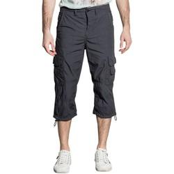 Vêtements Homme Pantacourts Deeluxe Pantalon RIVER Navy
