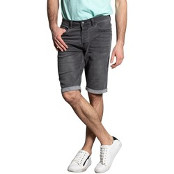 Vêtements Homme Shorts / Bermudas Deeluxe Short BART Grey Used