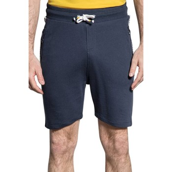 Vêtements Homme Shorts / Bermudas Deeluxe Short WILDE Navy