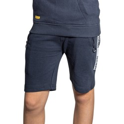 Vêtements Garçon Shorts / Bermudas Deeluxe Short WILDE Navy