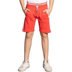 Vêtements Garçon Shorts / Bermudas Deeluxe Short PUFFY Red