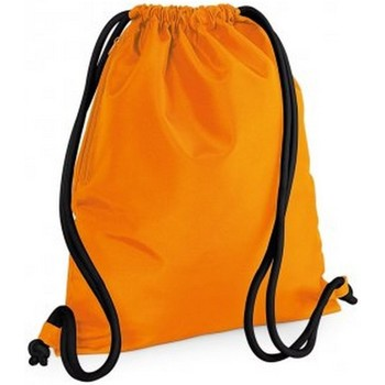 Sacs Enfant Sacs de sport Bagbase BG110 Orange / noir