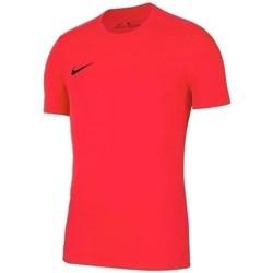 Vêtements Homme T-shirts manches courtes Nike Park Vii Rouge