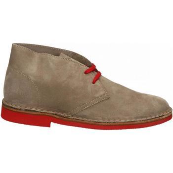 Chaussures Homme Boots Frau CASTORO sughero-fire