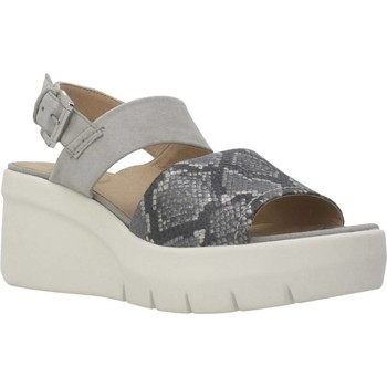 Chaussures Femme Sandales et Nu-pieds Geox D TORRENCE A Gris
