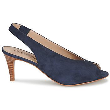 Chaussures Femme Sandales et Nu-pieds JB Martin PIM Noir