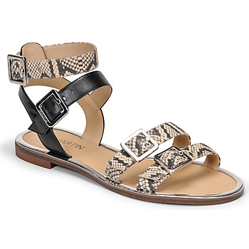 Chaussures Femme Sandales et Nu-pieds JB Martin GAPI Blanc