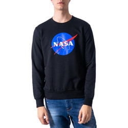 Vêtements Homme Sweats Nasa NS07U Noir