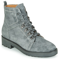 Chaussures Femme Boots Karston ONGULE Gris