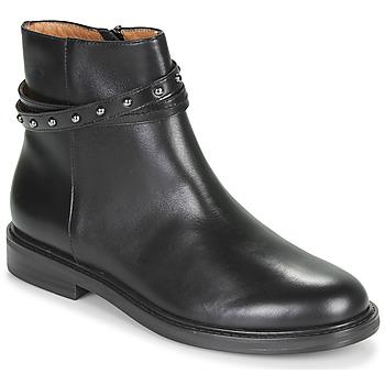 Chaussures Femme Boots Karston OVMI Noir