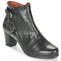 Chaussures Femme Bottines Karston TUCKO Noir