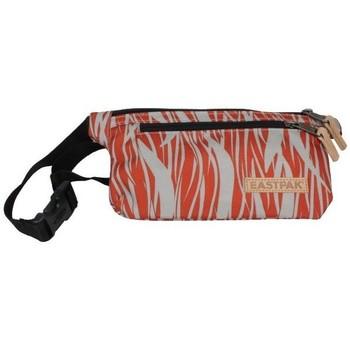 Sacs Sacs banane Eastpak Pochette ceinture plate rouge motif gris  EK773Talky68J Multicolor