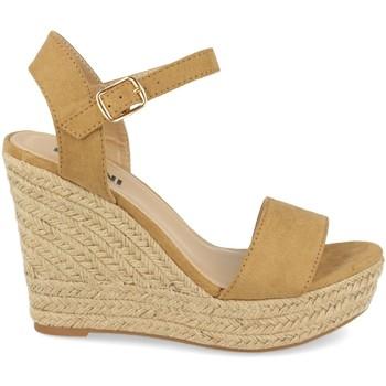 Chaussures Femme Espadrilles Benini A2002 Camel