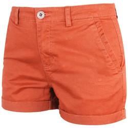 Vêtements Femme Shorts / Bermudas Waxx Short Chino BOMBA Corail