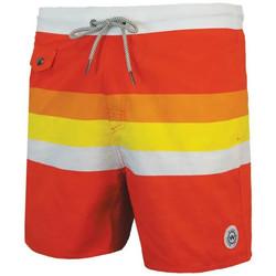 Vêtements Homme Maillots / Shorts de bain Waxx Short de bain SUNRISE Rouge