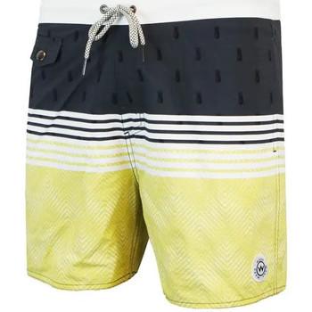 Vêtements Homme Maillots / Shorts de bain Waxx Short de bain REEF Noir
