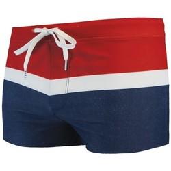 Vêtements Maillots / Shorts de bain Waxx Boxer de Bain RIVIERA Rouge