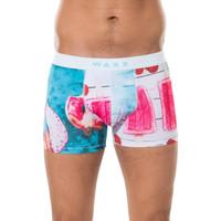 Sous-vêtements Boxers Waxx Boxer CREAMY Multicolore
