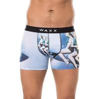 Sous-vêtements Homme Boxers Waxx Boxer SPACE Bleu