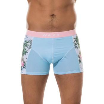 Sous-vêtements Homme Boxers Waxx Boxer HAWAIAN Bleu