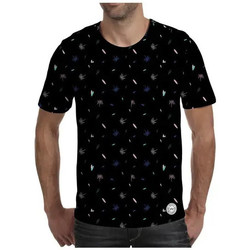 Vêtements Homme T-shirts manches courtes Waxx T-shirt FUNNY Noir