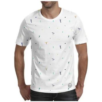Vêtements Homme Les Petites Bombes Waxx T-shirt JOBA Blanc