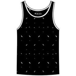 Vêtements Homme T-shirts manches courtes Waxx Débardeur BILLY Noir