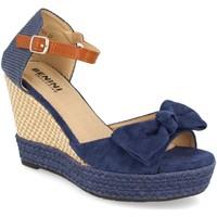 Chaussures Femme Sandales et Nu-pieds Benini A9054 Azul