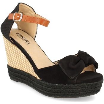 Chaussures Femme Sandales et Nu-pieds Benini A9054 Negro